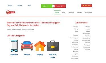 Colombo Buy and Sell